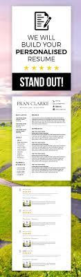 Best 25 Online Resume Template Ideas On Pinterest Online Cv