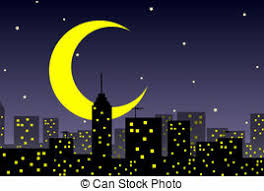 night clipart. Delighful Night Night Illustrations And Clipart On G