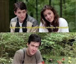 Ferris Bueller Quotes Extraordinary Ferris Bueller's Day Off Sloane's Question By Maceyboiz48 On