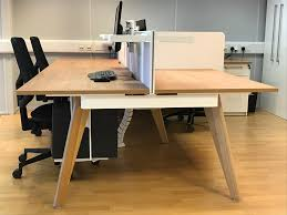 timber office furniture. Our Bench And Beam Desking Is A Stylish Solution For The Modern Office. It Extremely Flexible Where Numbers Can Be Increased Or Decreased With Little Timber Office Furniture