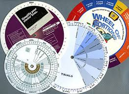 Slide Circle Wheel Charts Circle Slide Charts And Color Wheels For Medical