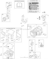 Briggs and stratton 900 series engine wiring diagram and engine