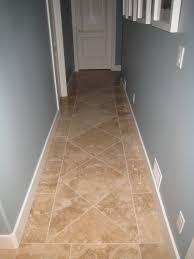 Travertine Floor Tiles Hallway