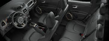 2017 Jeep Renegade - Versatile Interior Features