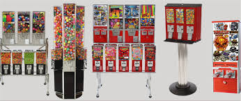 Vending Machine Distributors Adorable Cardinal Distributing Vending Machines CandyGumball Machines