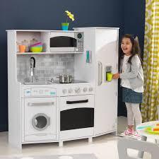 <b>Kidkraft большая детская кухня</b> Интерактив, белая (53369_KE ...