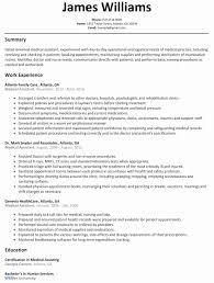 Graduate Nurse Resume Examples Resume
