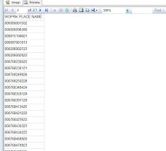 Is there any way to add spaces in column header when exporting to ...