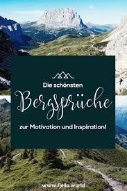 Aim High Inspirierende Wandersprüche Und Bergzitate Aim High