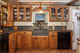 Plywood For Kitchen Cabinets Farm Style Custom Cabinets Stauffer Woodworking