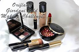 one brand makeup tutorial oriflame ggmakeupchallenge