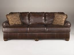 ASHLEY FURNITURE LEATHER SOFA SETS Leather Sofas AS