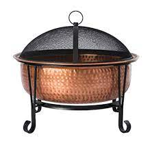 An Enthusiast S Guide To Copper Fire Pits Captain Patio