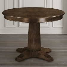 pedestal table. 44\ pedestal table