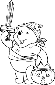 Winnie The Pooh Coloring Pages To