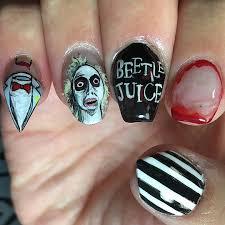 Halloween Nail Art   POPSUGAR Beauty
