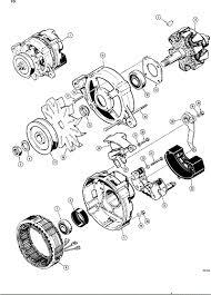 paris rhone alternator wiring diagram paris image parts for case 1830 uniloaders skid steer loaders on paris rhone alternator wiring diagram