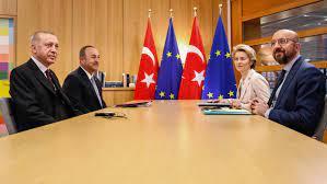 Von der Leyen nach Verhandlungen mit Erdogan zu EU-Flüchtlingspakt: Grenzen  bleiben geschlossen