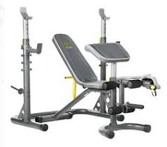 New Golds Gym Xrs 20 Olympic Weight Benc