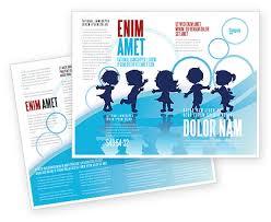 Coffee Shop Brochure Design Tri Fold Brochure Training Flyer ...