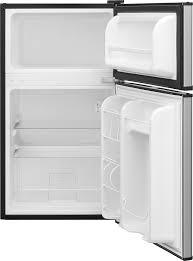 kenmore elite mini fridge. frigidaire 31 cu ft mini fridge silver ffps31b2qm best buy intended for incredible home kenmore compact elite e