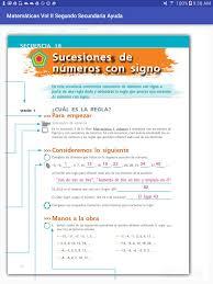 En el libro de matemáticas iii volumen i bloque 2 en la secuencia 11 sesión 4 cálculo. Matematicas Vol Ii Segundo Sec For Android Apk Download