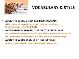 The Resume And Cover Letter Phrase Book Ideas Collection Phrases In