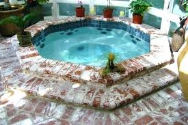 in ground jacuzzi. In Ground Jacuzzi Hot Tubs 7 Above Pools .