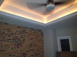 ceiling up lighting. trend tray ceiling lighting 73 in led light with up o