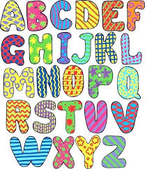 colored bubble letters printable alphabet charts in color colored bubble letters colorful