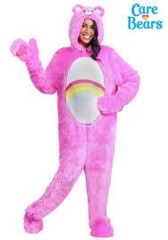 care bears plus size clic cheer bear costume