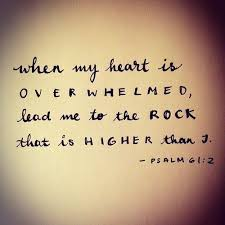 God Give Me Strength Quotes Stunning Psalm 4848 When My Heart Is Overwhelmed Lead Me To The Rock