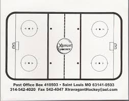 best images of hockey rink diagram pdf   ice hockey rink    ice hockey rink diagram
