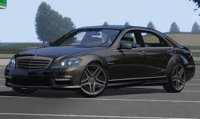 Mercedes-Benz S65 AMG (2010) drive (Links) - Racer: free game ...