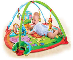 Play Mat with Hanging Toys for Your Newborns (0-3 Months)   New Health Guide