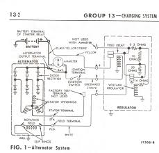 alternator wiring diagram ammeter wiring diagram schematics 2003 ford focus alternator wiring diagram nodasystech com