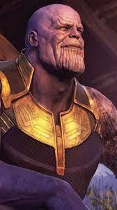 Thanos In Avengers Endgame 4K Ultra HD ...