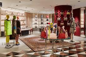 gucci store interior. gucci store by alessandro michele, tokyo \u2013 japan interior retail design blog