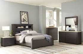 bedroom furniture in black. Excellent Full Size Storage Bedroom Sets Salthill 4 Piece Queen Bed Set Charcoal Furniture Ca In Black F