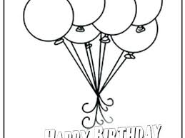 Coloring Pages Birthday Indiansnacks Co