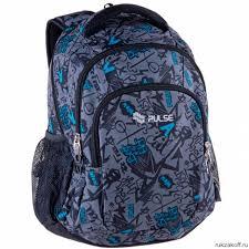 <b>Рюкзак PULSE TEENS</b> GRAFFITI купить по цене 2 200 руб. в ...