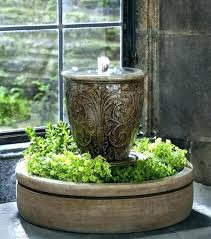decoration indoor water fountain elegant creative and stunning features to adorn your garden diy feature ideas cool indoor water fountains diy
