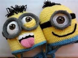 Minion Hat Crochet Pattern Gorgeous Crochet Minion Hat Pattern Free Bing Images ༺✿ƬⱤღ Www