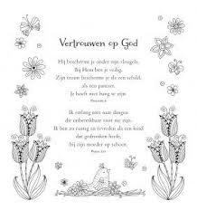 Puur Vandaag Kleurplaat Vertrouwen Op God Puur Vandaag