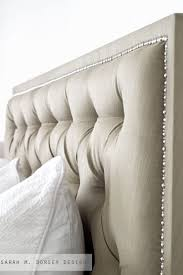 making an upholstered headboard with nailhead trim elegant 187 best diy headboard images on of