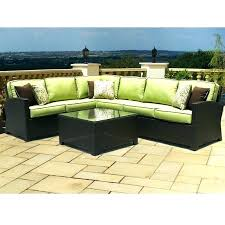 sectional deck furniture outdoor sectional furniture