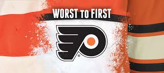 flyers philly worst to first jerseys philadelphia flyers hockey by design