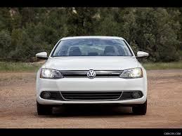 2013 Volkswagen Jetta Hybrid - Front   HD Wallpaper #7