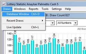 Palmetto Cash 5 Frequency Chart Lotto Uk Statistic