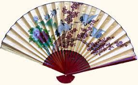 Japanese Fan Display Stand Asian Wall Art Decor Japanese Chinese Oriental Furnishings 95